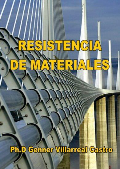 Resistencia de Materiales – Genner Villarreal Castro | Libro PDF