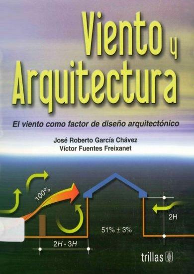 Viento y Arquitectura El viento como factor de diseño Arquitectónico Libro PDF