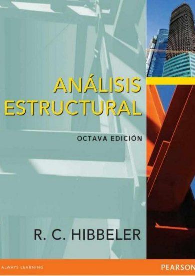 Análisis Estructural (8va Edición) – Russell C. Hibbeler   Libro + Solucionario