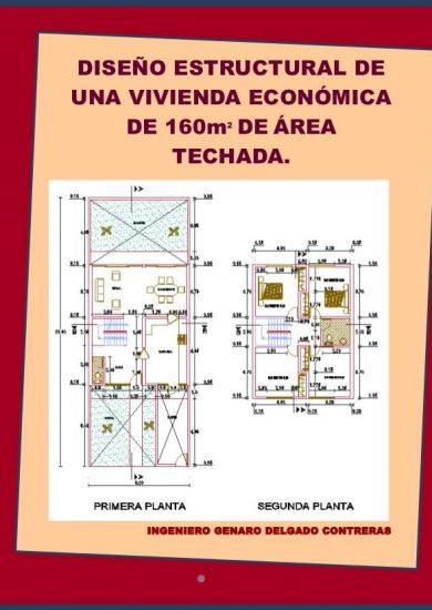 Diseño Estructural de Vivienda Economica - Genaro Delgado Contreras | Libro PDF